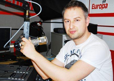 Bogdan Miu a debutat la Fun Radio