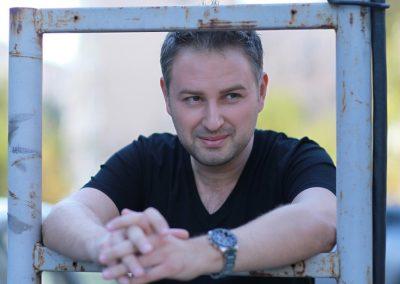 Bogdan Miu este MC de peste 10 ani