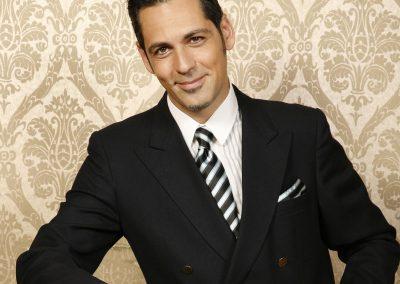 Stefan Banica jr. are peste 30 de roluri in film si teatru