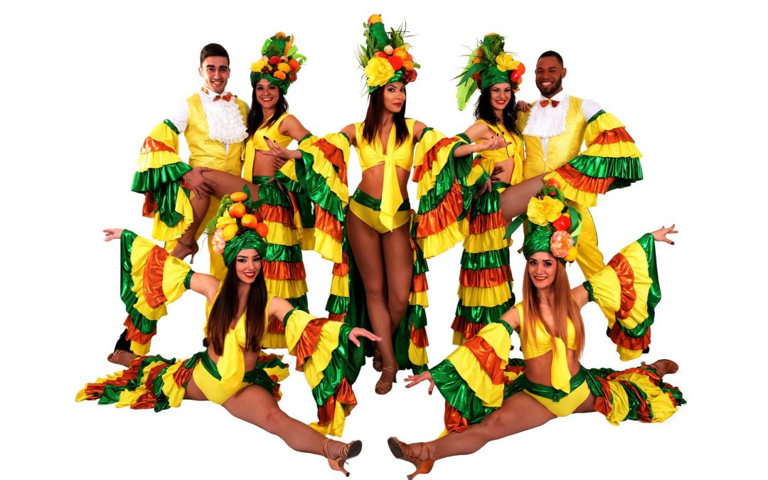 TROPICASAO SHOW DANS SI ENTERTAINMENT