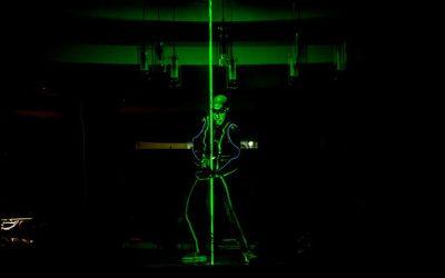 Johannes – laser show