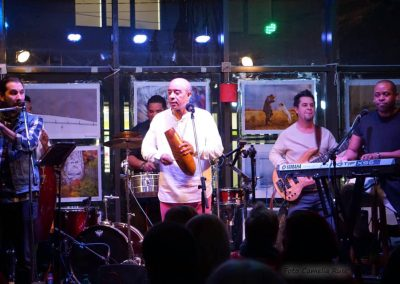 Rafa de Cuba a studiat la Conservatorio Rafael Somavilla