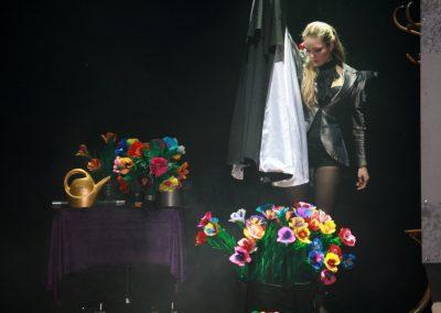 Cristina Strecopitov Magician